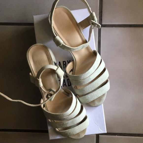 01592108f600 Maryam Nasir Zadeh Palma low heel sandals. M 5a875c4e00450fe07b59b876